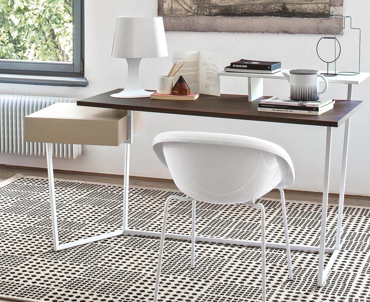 Tavoli / Tavoli e scrivanie da ufficio Layers, Calligaris | Studio ...