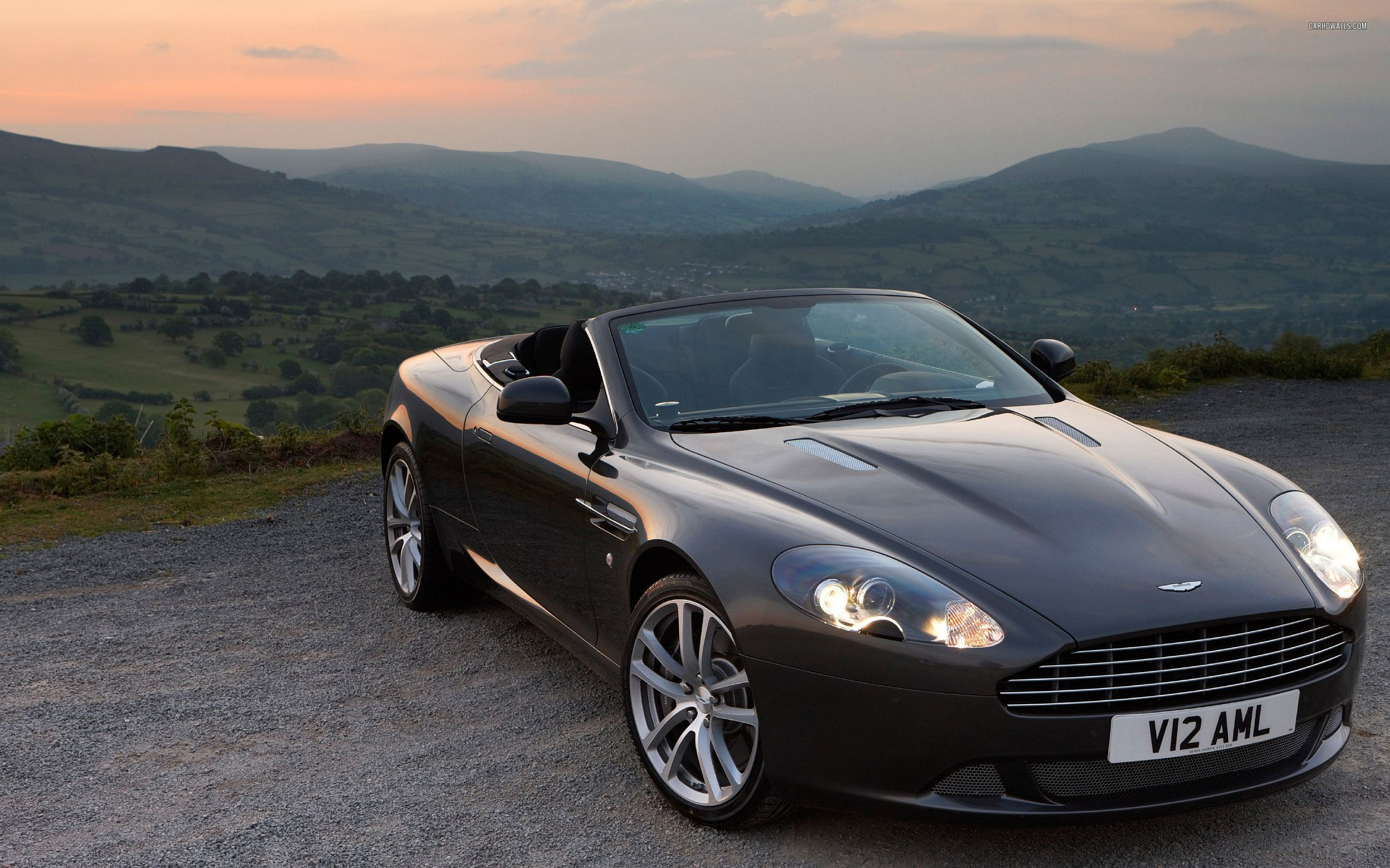 Thank You For Visiting Aston Martin Db9 Volante Car Hd Wallpaper We
