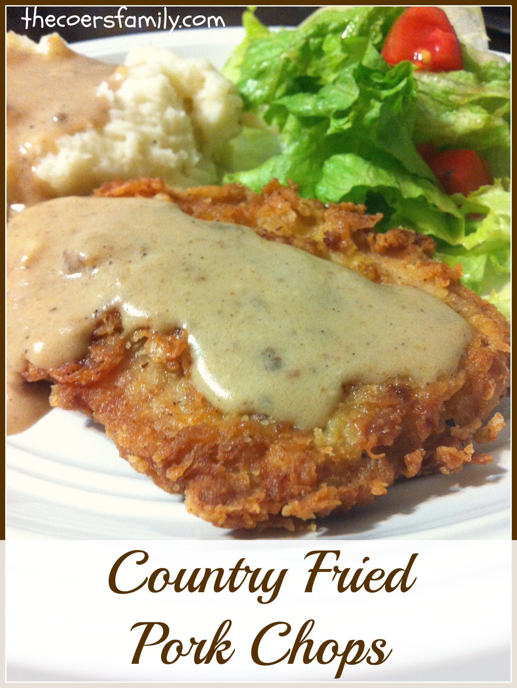 Country fried pork chops ham cooking time pork chops ham cooking country fried pork chops ham cooking time pork chops pork mealspork forumfinder Gallery