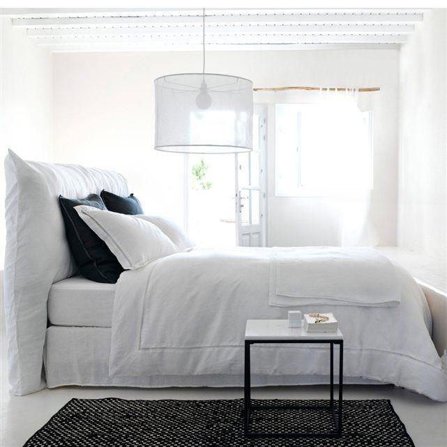 tête de lit à housser pam am.pm | chambre parents | pinterest