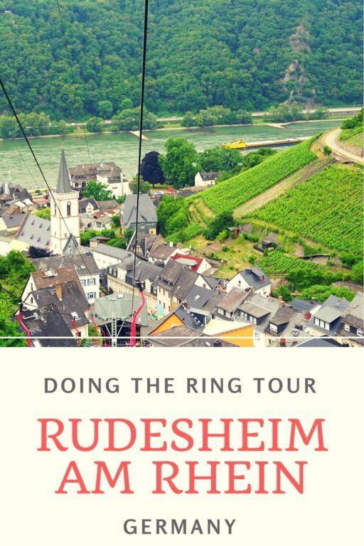 Doing The Ring Tour In Rudesheim Am Rhein Germany The World Is A Book Europe Travel Tours Germany Travel