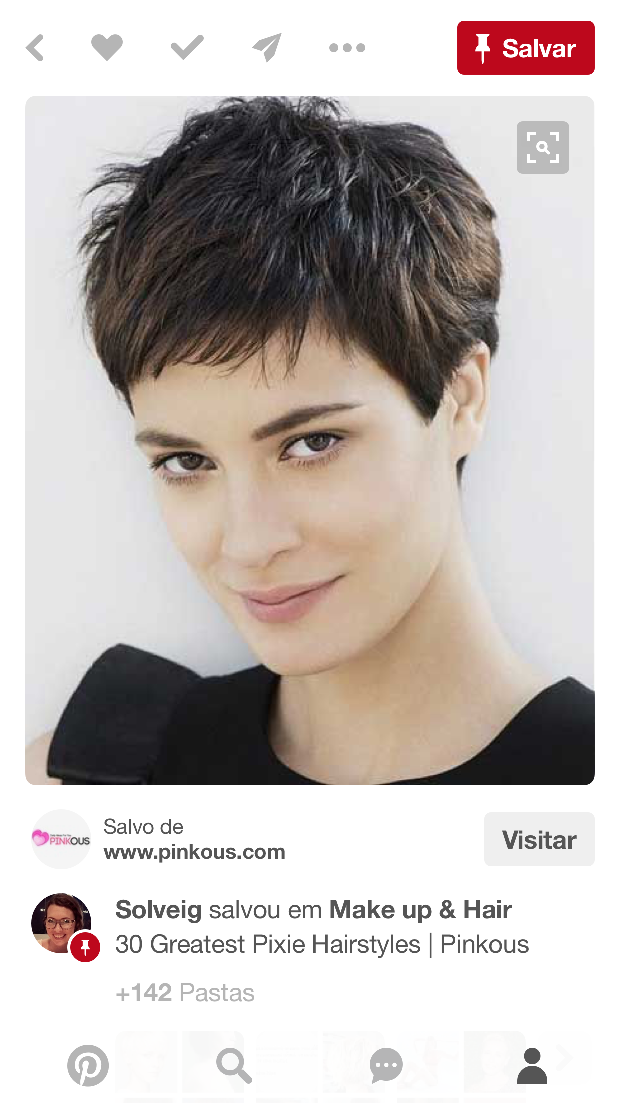 Pin by nancy dooley on hair pinterest short hair haircuts and