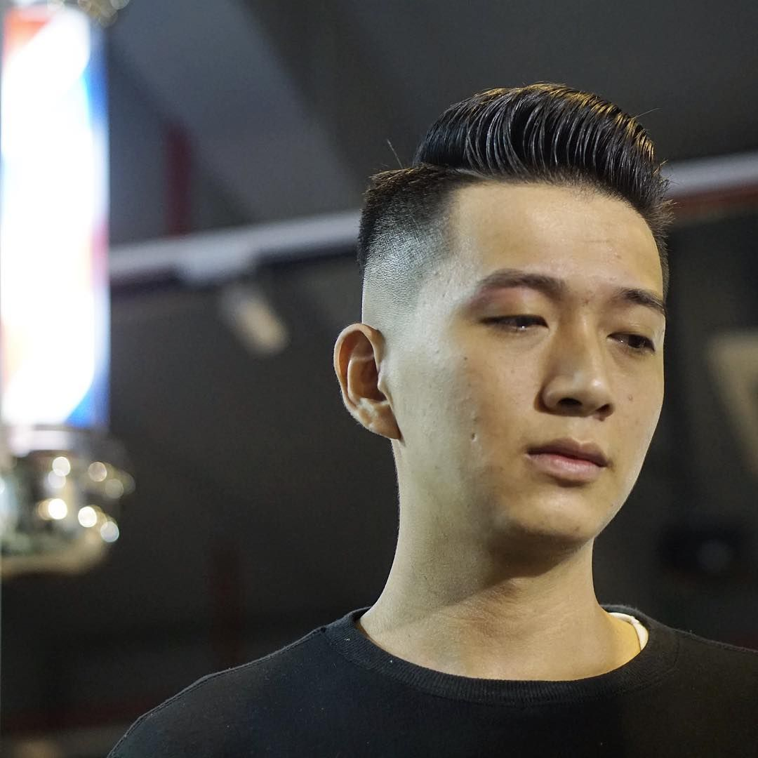 Skin Fade Haircuts For Chiense Man Chinese Men S Hairstyles And