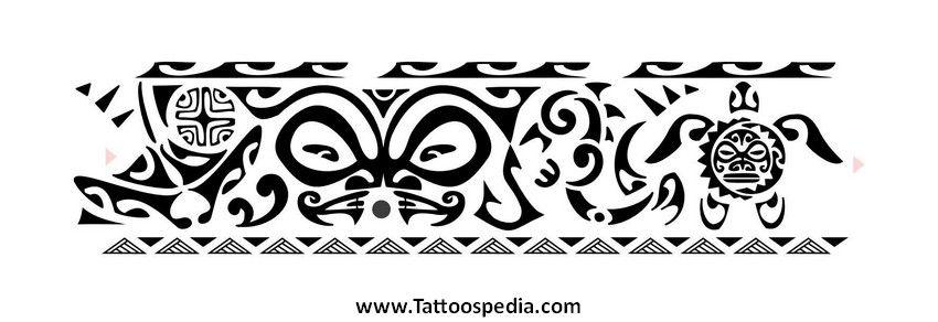 Famosos Maori Tattoo Bands 2.jpg (850×292) | Tattoo's | Pinterest | Maori  CX69