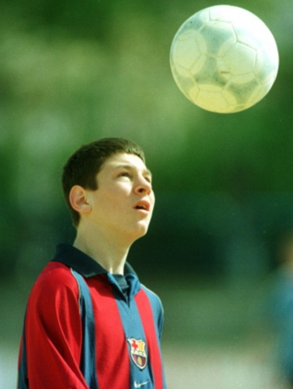 As Messi Celebrates His Birthday Here Are 28 Of His Best Pictures