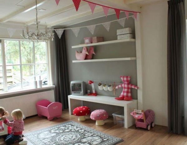 Stijlvolle Speeltafel Kinderkamer : Paddestoel poef anneclaire petit kidsroom girls kinderkamer
