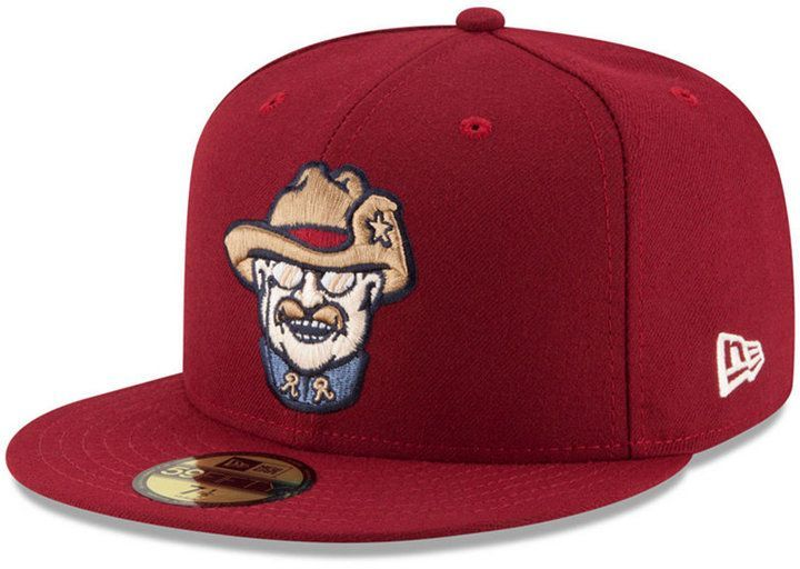 the latest 26066 787c9 New Era Frisco RoughRiders Ac 59FIFTY Fitted Cap