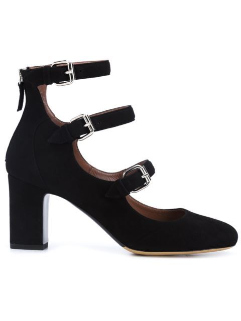 Black · TABITHA SIMMONS 'Ginger' Pumps. #tabithasimmons #shoes #pumps