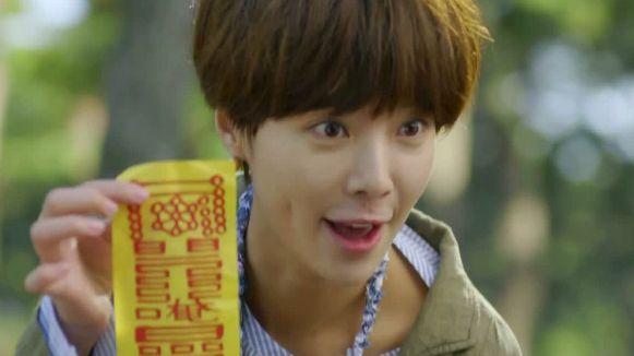 Lucky Romance: Episode 1 » Dramabeans Korean drama recaps | ADA