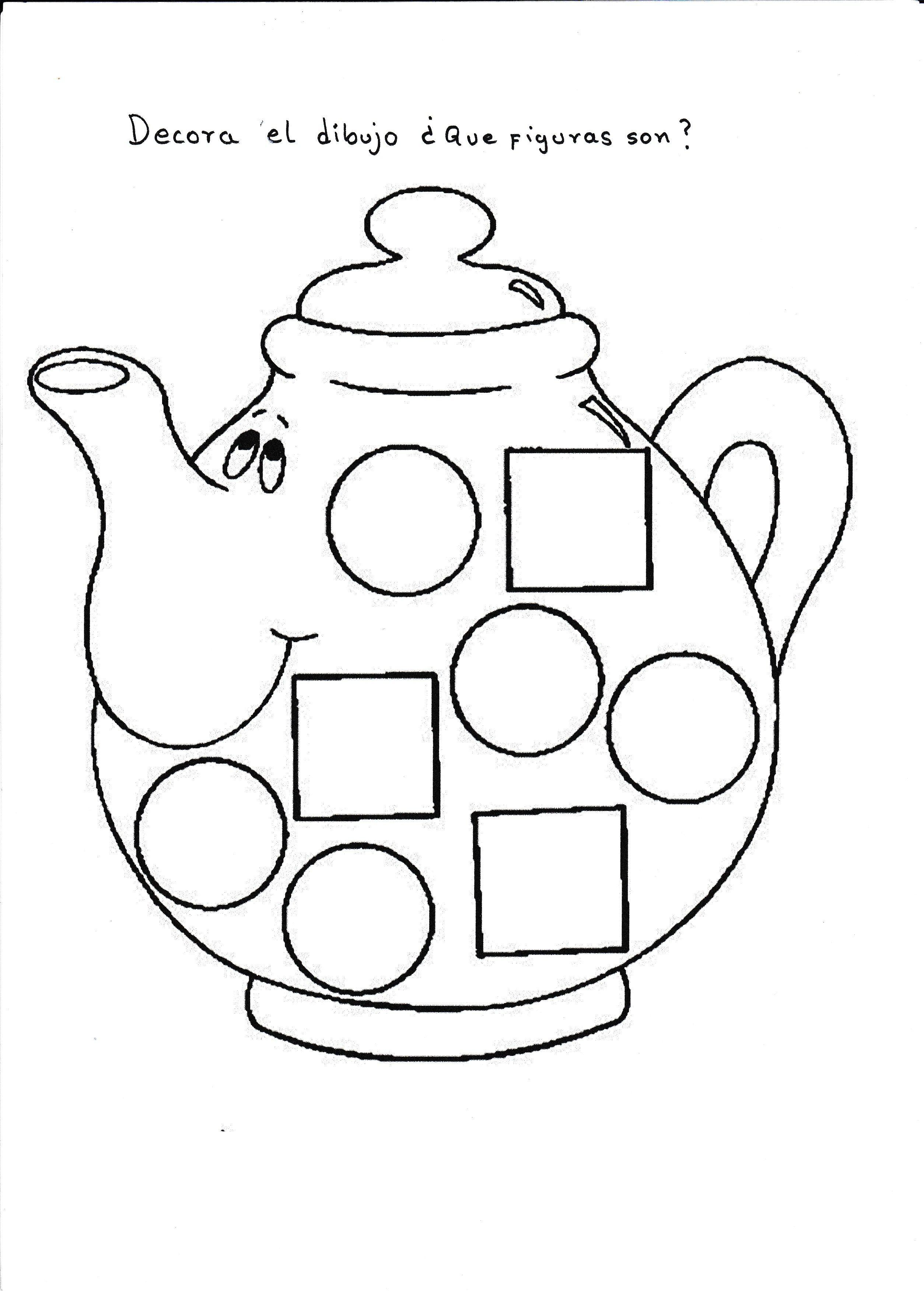 Shape Matching With I M A Little Tea Pot