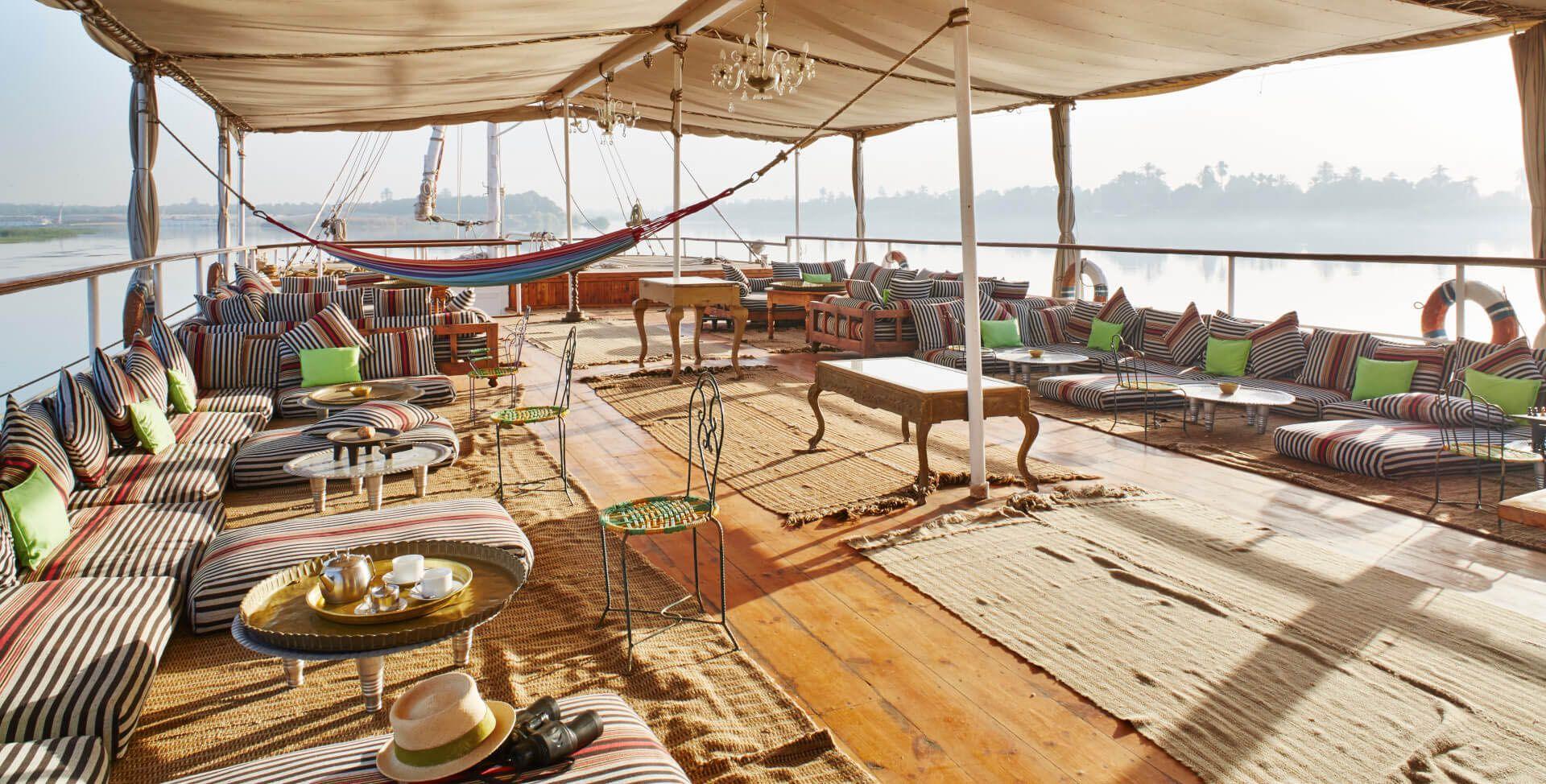 Nour El Nil   Luxury Nile Egypt Boat Tours   Nile river ...