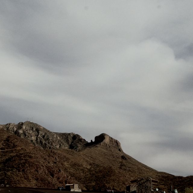 El Paso Franklin Mountains' Elephant