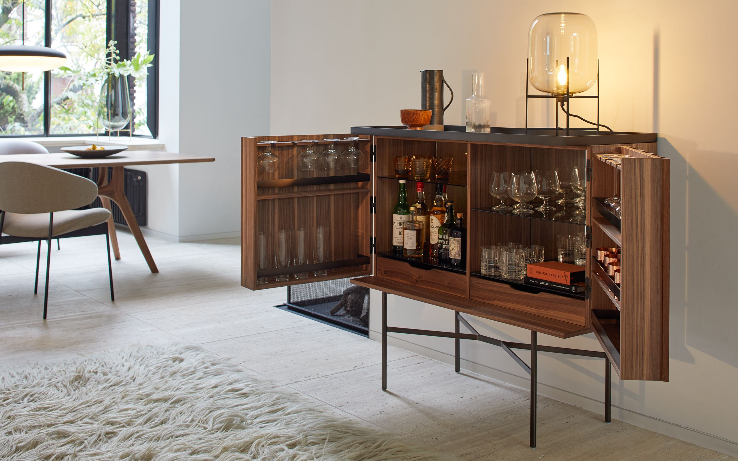100 Modern Buffets And Cabinets For Your Home Decor Barschrank