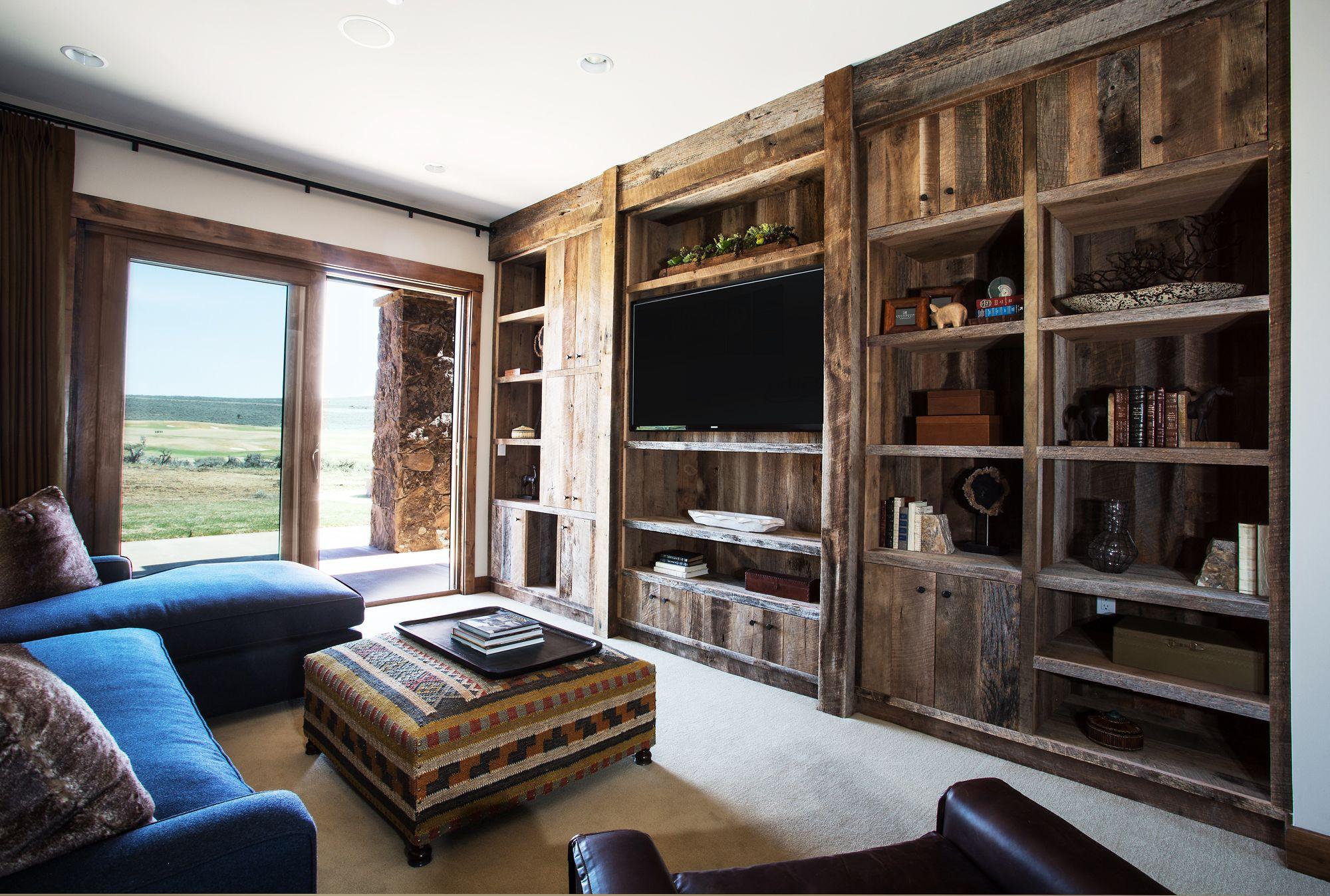 Victory Ranch Luxury Goes Mountain Modern Utah Style And Design  # Meuble Tv Utah