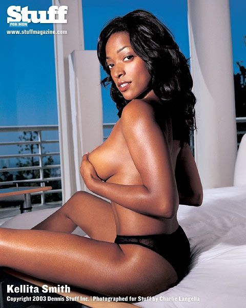 Black Kellita Smith Sex