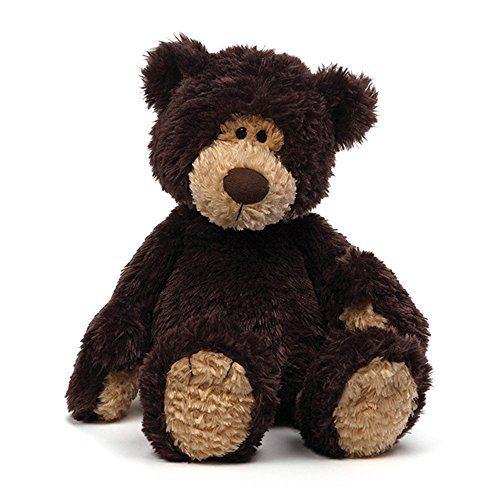 "11/"" Happy Everyday Brown Plush Doll Teddy Bear Stuffed Animal Toy Birthday Gift"