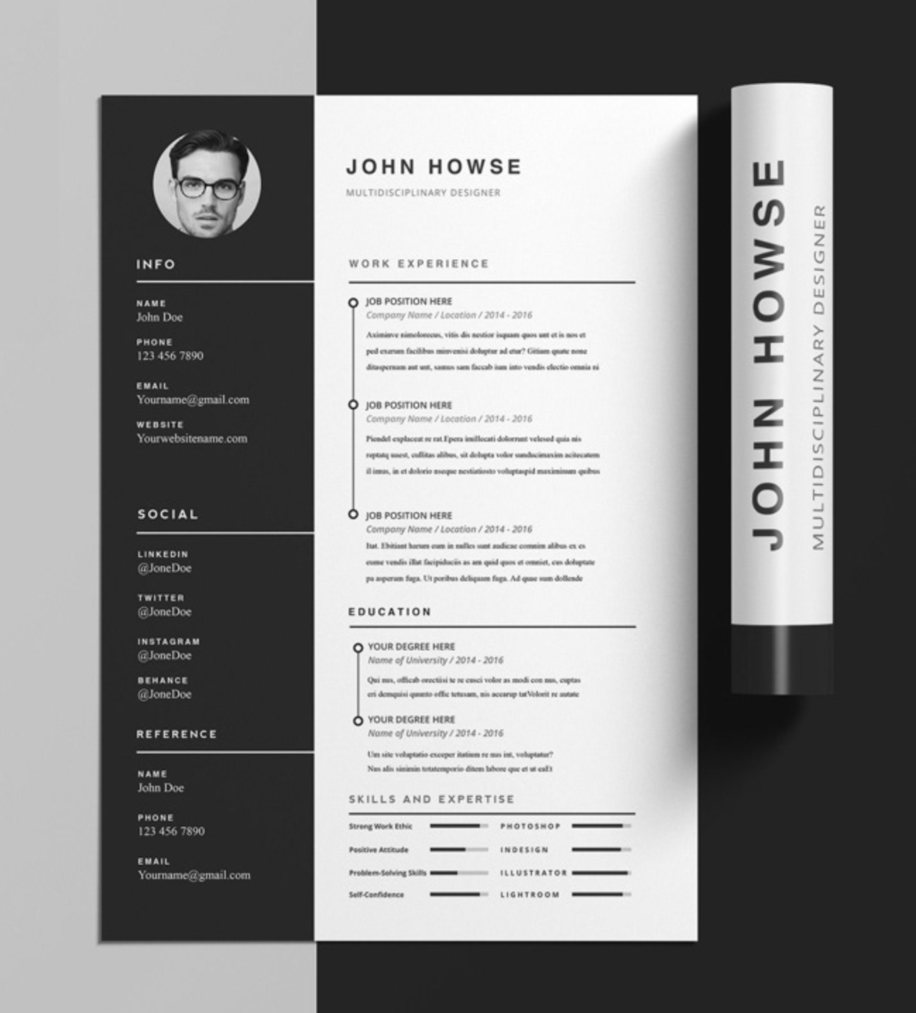 The Best Free Creative Resume Templates of 2019 Free