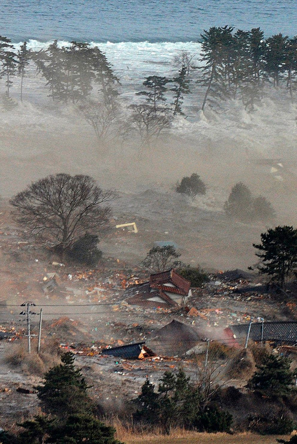 The earthquake and tsunami in Japan - so devastating and ...
