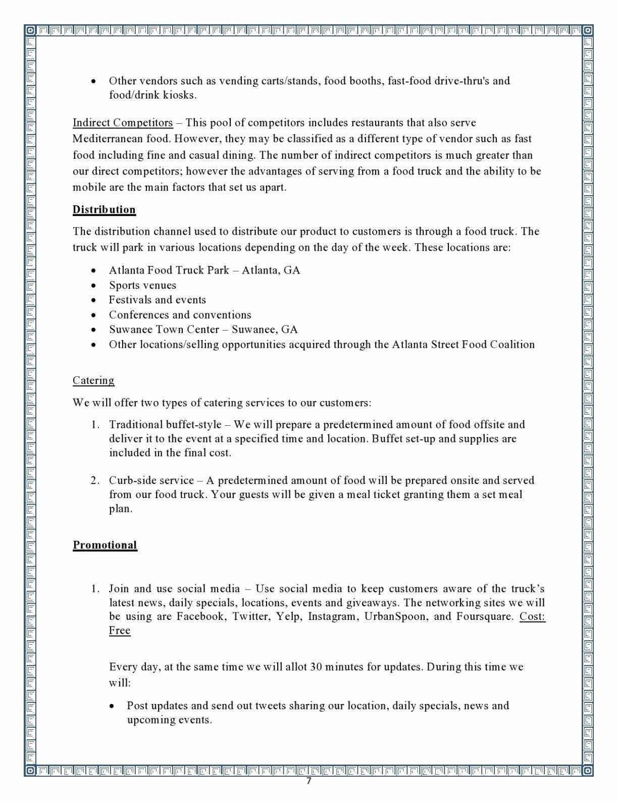25 Start Up Business Plans Free Templates Business plan