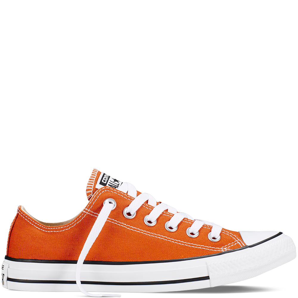 Converse -Chuck Taylor All Star Fresh Colors-Roasted CarrotLow Top