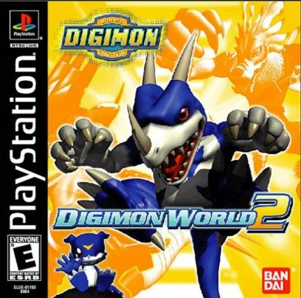 Digimon World 2 USA SLUS-01193 apk psx epsxe game Download
