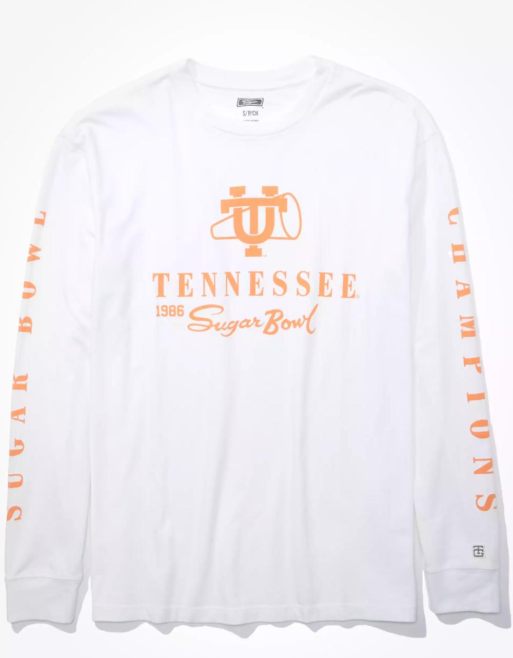 Tailgate Women S Tennessee Volunteers Oversized Long Sleeve T Shirt In 2020 Tennessee Tshirt Sleeves Long Sleeve Tshirt [ 1282 x 1000 Pixel ]