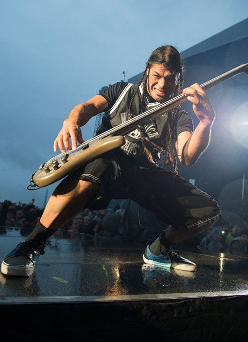 Metallica/Trujillo