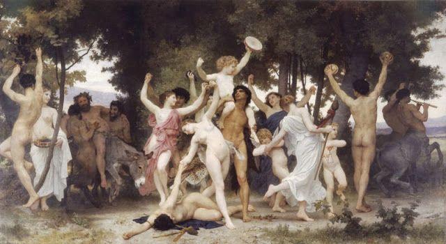 Le figlie dell'Antica Religione)O(: Origine Pagana di San Valentino