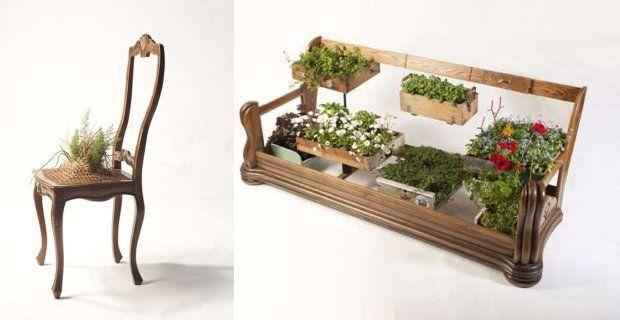 maceteros de madera - buscar con google | garden ideas | pinterest