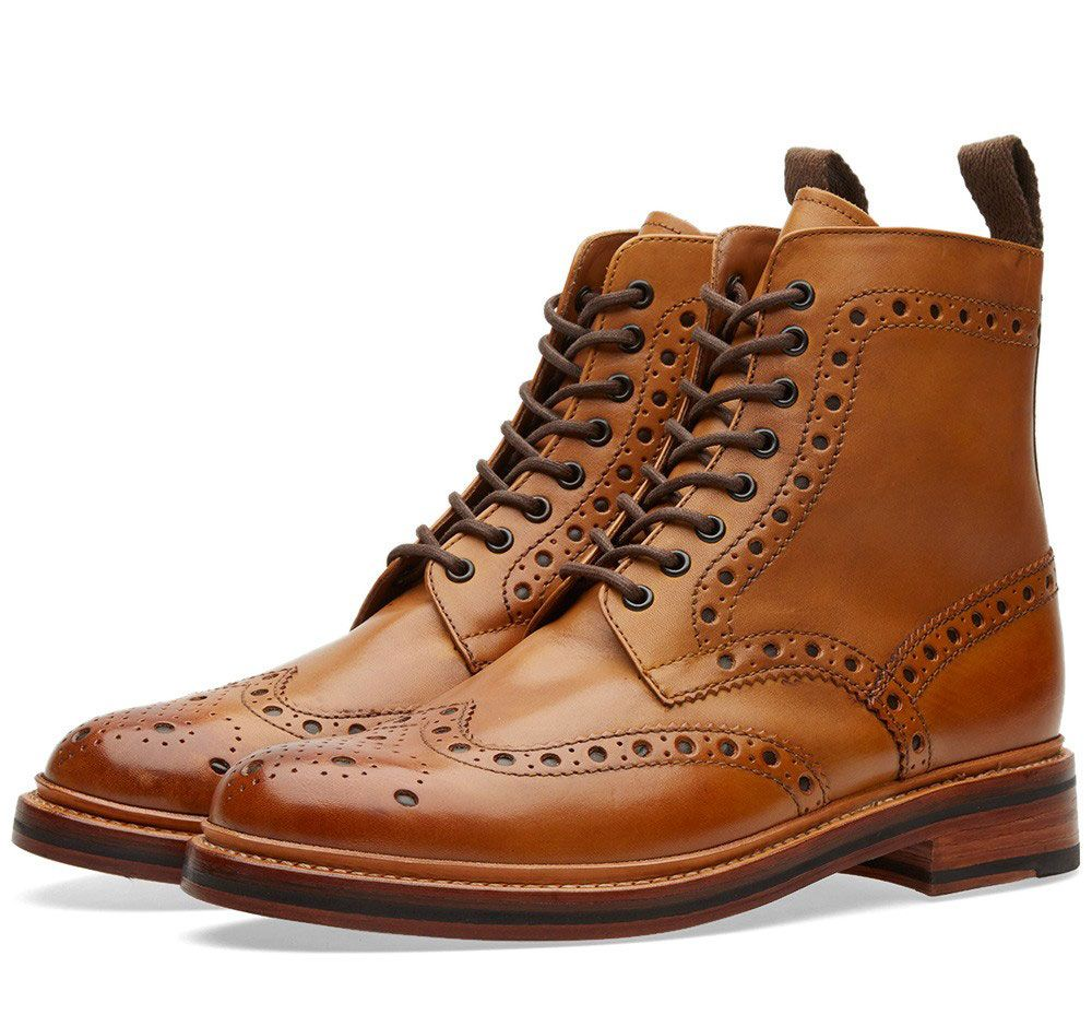 Grenson Fred Boot,