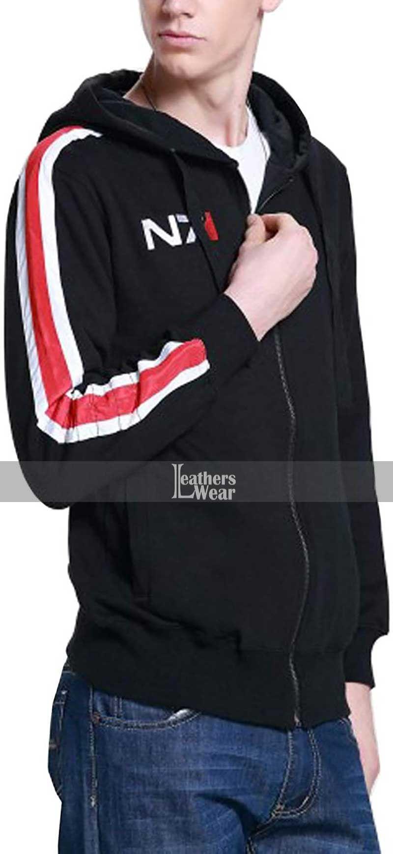 N7 Spectre Elite Zip Up Hoodie In 2021 N7 Hoodie Mens Fleece Jacket Celebrity Jackets [ 1737 x 800 Pixel ]