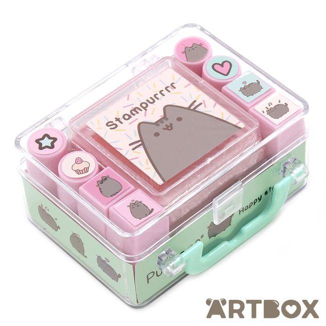 Buy Pusheen the Cat Stamper Set at ARTBOX