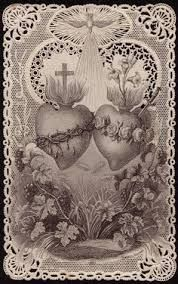 Image result for sacred heart drawing