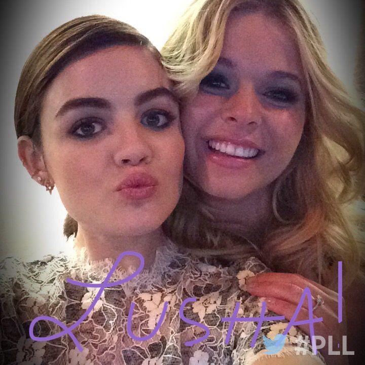 Lucy and Sasha