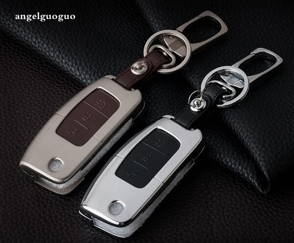 High Quality Car Key Cover Case Holder For Ford Mondeo Fiesta