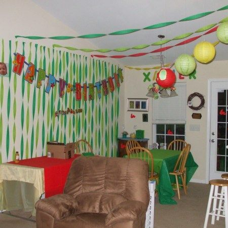 First birthday home decoration ideas luxury st at different year old also firdous on pinterest rh