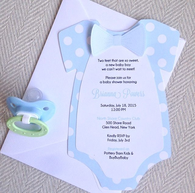 Onsie Baby Shower Invitation Jpg With
