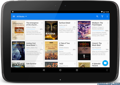 Moon+ Reader - Hands down the best eBook reader for android