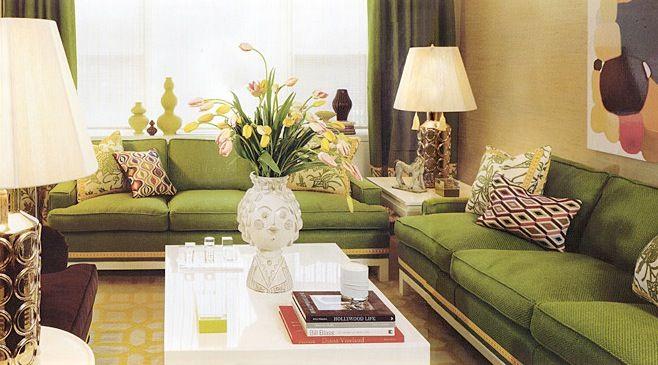 Lime Green And Lemon Yellow Living Room Green Modern Green Living Room Green Rooms
