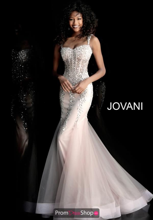 a3b6b68ee31 Make a dramatic entrance at your prom in this stellar Jovani prom dress  62523. This sophisticated style features a sweetheart neckline