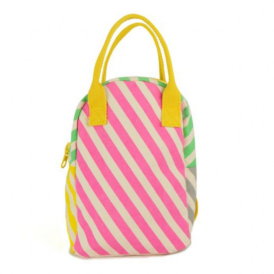 Fluf Lil B Candy Stripe Bag
