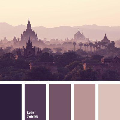 eine monochrome violette farbschema ein solches bild eine reproduktion oder ein foto wird das. Black Bedroom Furniture Sets. Home Design Ideas