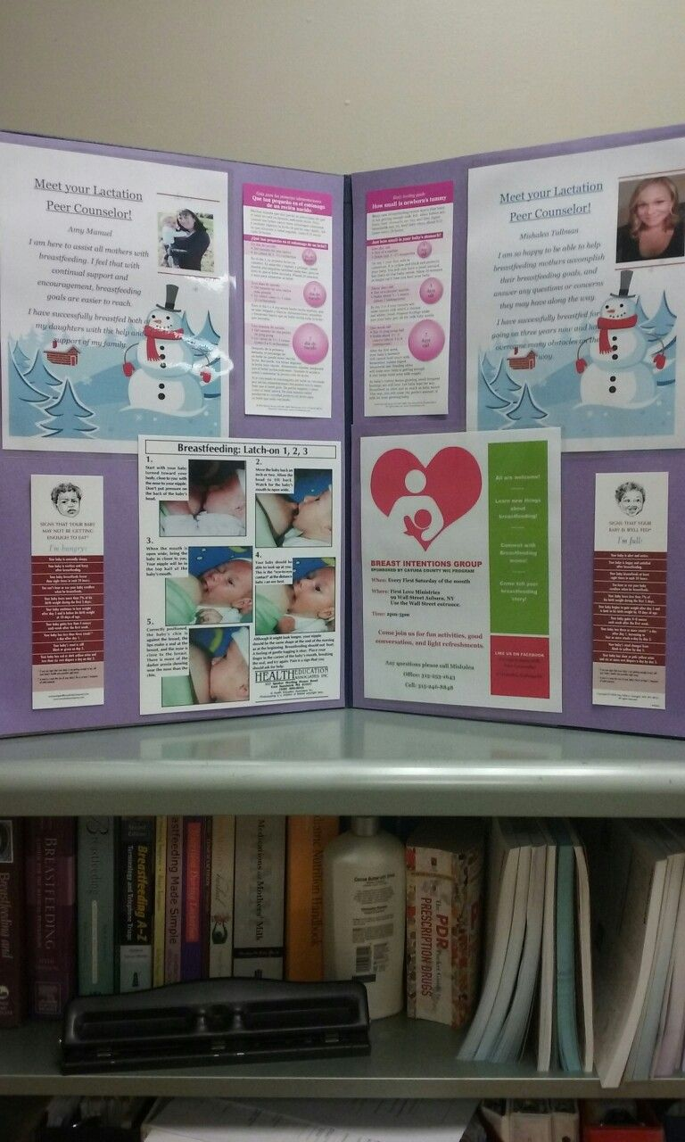 Outreach Board 2016 (With images) Breastfeeding latch
