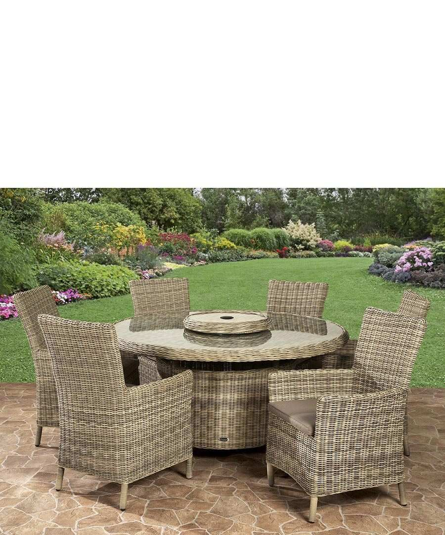 Royal Craft Modena six seater chair set and table, Designer Homeware ...