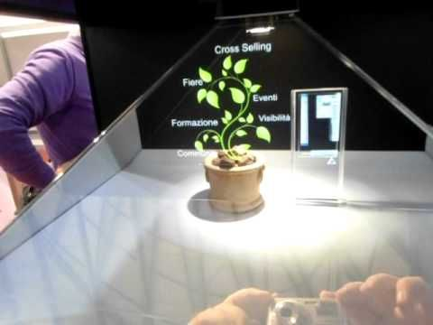 AssoDS promotional clip during Viscom2011 Milan on Dreamoc Display - YouTube