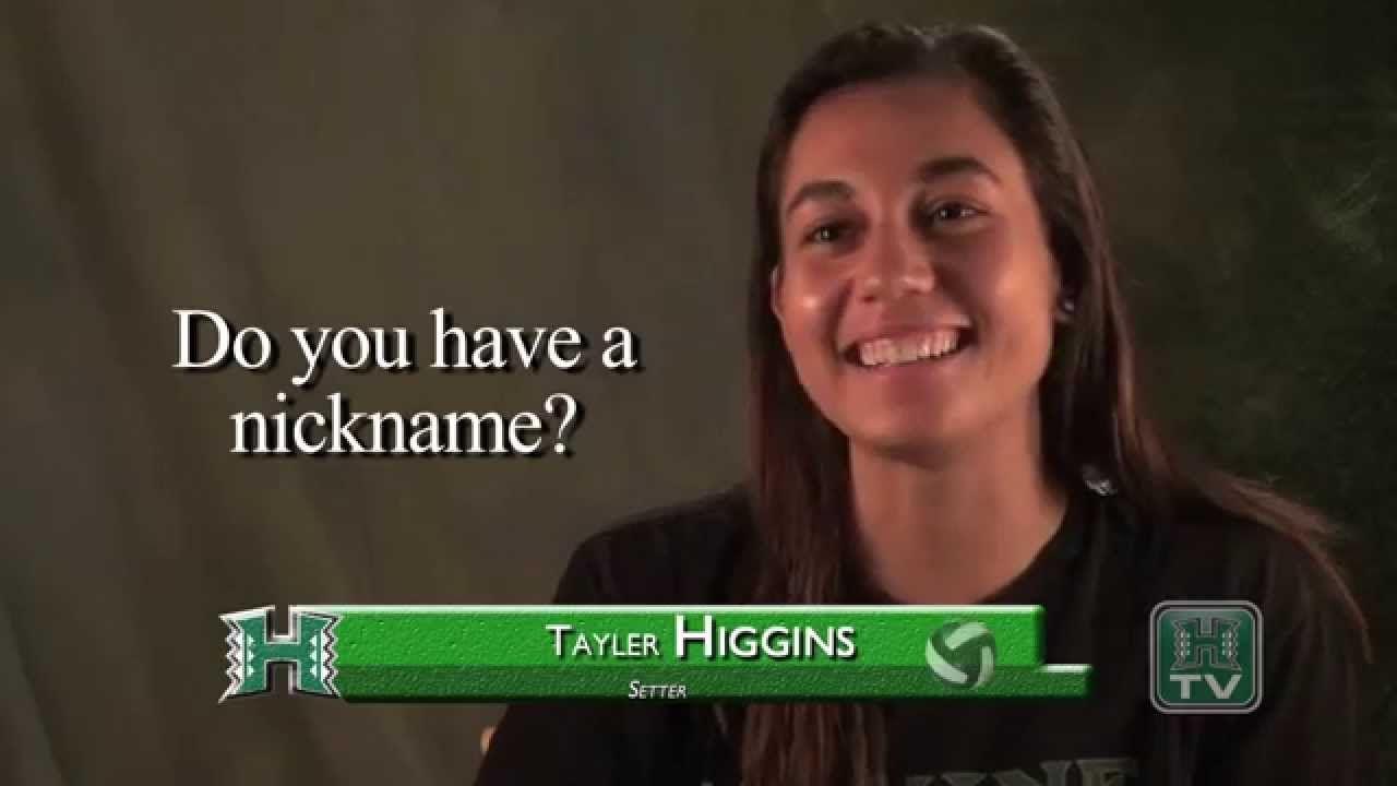 Huddle Up Tayler Higgins Hawaii Women S Volleyball Women Volleyball Volleyball News Volleyball