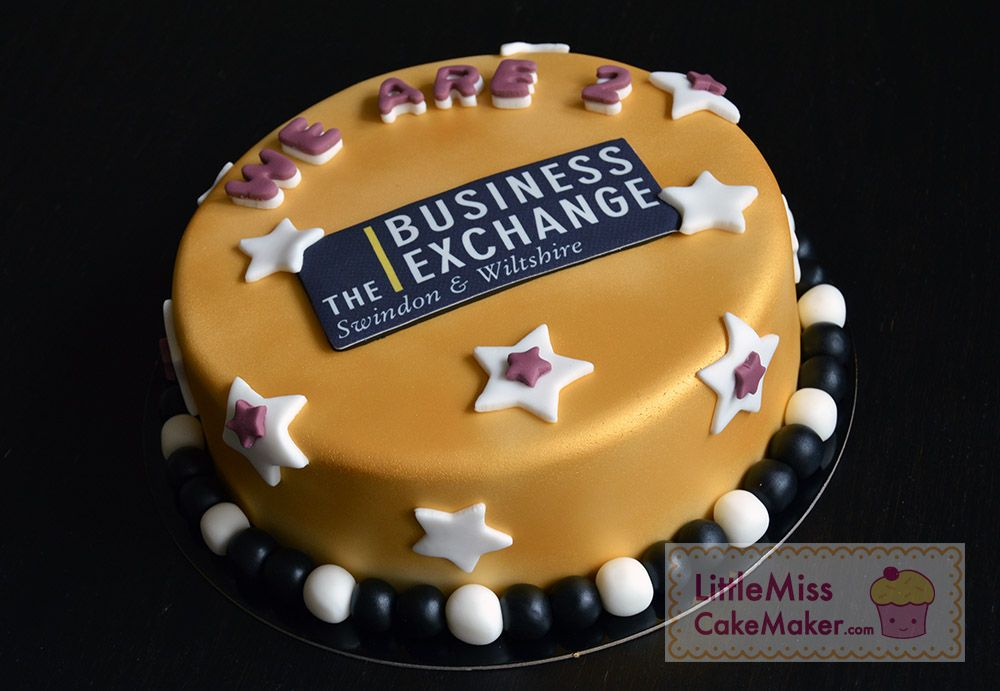 2nd Anniversary Cake For Tbe Swindon Wiltshire Publication