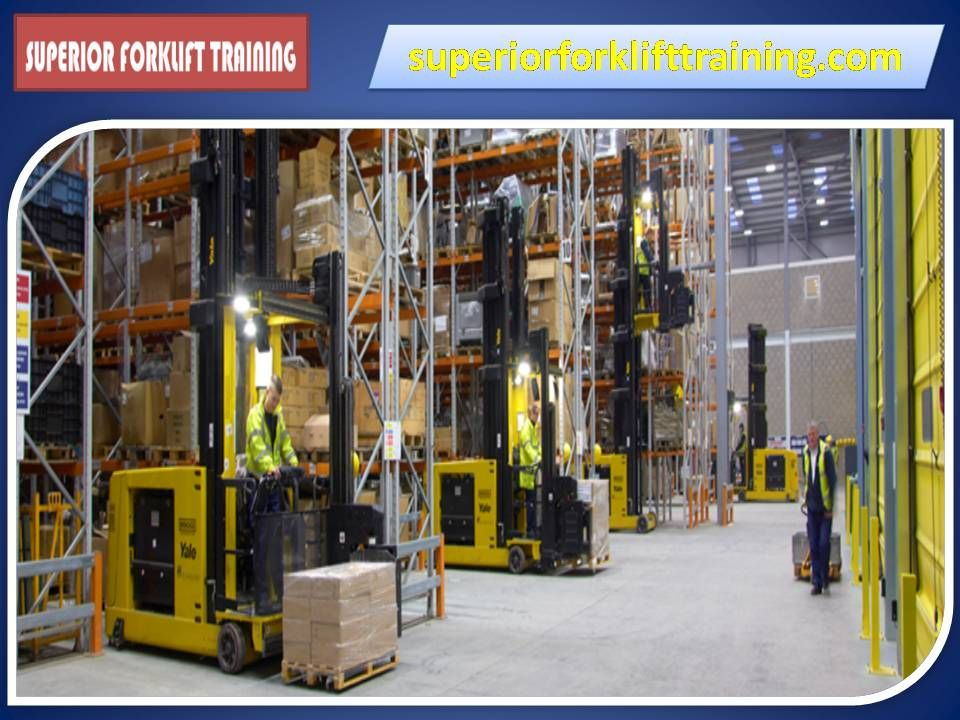 If you are searching a Superior Forklift Training is one