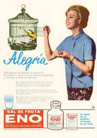 Poster de Sal de Fruta.