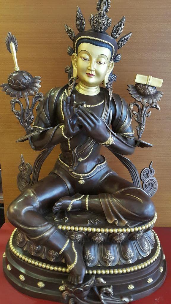 Dream Manjushri Manjushri, Buddha buddhism, Buddha